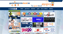 Preview of algemesi.guiacomerciolocal.es